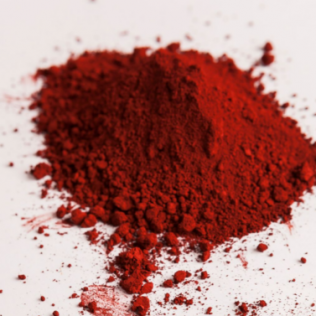 Natural Iron Oxide Pigments